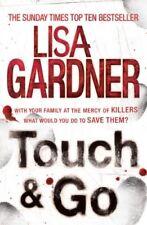 Touch & Go,Lisa Gardner- 9780755388295