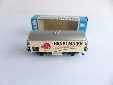 MARKLIN WAGON REFRIGERANT A ESSIEUX HENRI MAIRE DE LA SNCF
