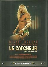 DVD - LE CATCHEUR / THE WRESTLER avec MICKEY ROURKE / COMME NEUF