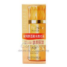 Kanebo Freshel EX MOISTURE EMULSION 130ml  collagen Coenzyme Q10