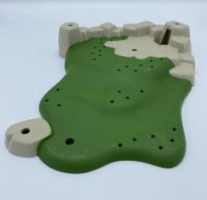 Playmobil Landscape Base Rock Grass New