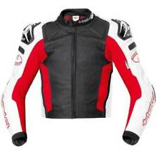 Giacche rosso nero per motociclista taglia XXL