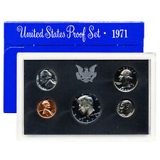 1971 Proof Set - 5 Coin Set