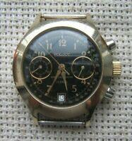 Vintage RARE POLJOT Vintage Soviet Chronograph 3133 USSR Watch Sturmanskie USSR