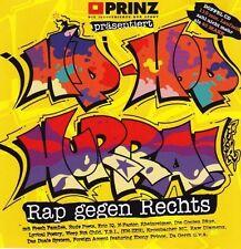 Hip Hop Hurra!-Rap gegen Rechts (1993) Rheinreime, Die Coolen Säue, N-F.. [2 CD]