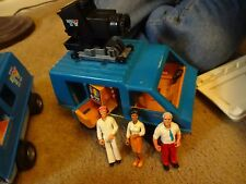 Vintage Fisher Price Adventure People Partial Set #309 TV ACTION TEAM