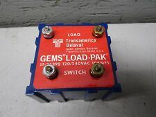 Gems Load Pak ST-26392 Switch Relay