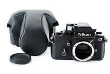 [Near Mint] Nikon F2 Photomic AS Black DP-12 SLR Film Camera S/N 7920377 Japan