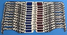 *RARE* Lot Of 12 Pair 3D TELEVISION GLASSES StereoVision Inc  NOS New Old Stock