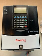 Allen Bradley PowerFlex 70 AC Drive 20AD8P0A0AYNANCO A, used
