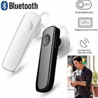 Wireless Handsfree Bluetooth 4.1 Earphone HeadSet For iPhone Samsung Huawei LG