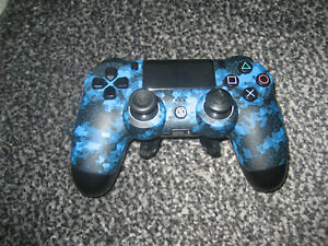 Scuf Gaming Infinity PS4 Controller blue/black (early model) 1