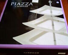 Piazza Three Tier Server, Brand New