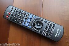100% Original GENUINE Panasonic AV Receiver Remote Control N2QAKB000069