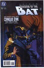 fumetto DC BATMAN SHADOW OF THE BAT AMERICANO NUMERO 46