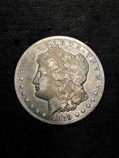 1879-CC Morgan Dollar - Scarce Date -