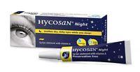 Hycosan Nuit Apaisant sans Conservateur avec Vitamine A Yeux Pommade