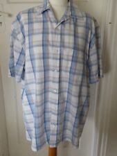 Mens casual check shirt from Primark - Size XL