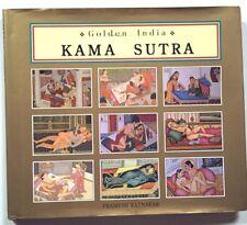 Pramesh Ratnakar Golden India Kamasutra Lustre Press 2001 Erotismo Sessualità