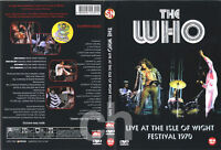 THE WHO - Live at the Isle of Wight Festival (1970) DVD NEW