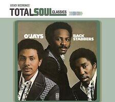 O'Jays  - Total Soul Classics - Backstabbers ( AUDIO CD 10-14-2008 )