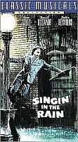 Singin' in the Rain VHS 1951 G Color Gene Kelly Debbie Reynolds Donald O'Connor