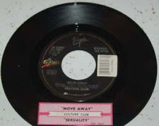 Culture Club 45 Move Away / Sexuality  w/ts