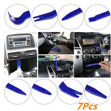 7Pcs Car Interior Dash Radio Door Clip Panel Trim Open Removal Tools Kit Remover
