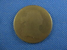 1800 / 1798 Draped Bust Copper Large Cent Coin