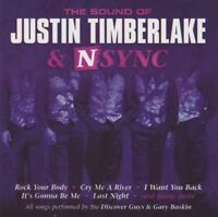The sound of Justin Timberlake & N' Sync (CD)