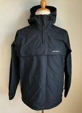 Carhartt Men's Windbreaker Pullover Anorak Hooded Jacket Size S