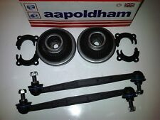 VAUXHALL ASTRA H 1.3 1.7 1.9 CDTi 2x FRONT STRUT TOP MOUNTS + CLIPS & LINK BARS