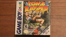Tomb Raider Starring Lara Croft Game Boy Color Cib