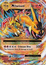 Pokemon TCG XY EVOLUTIONS : MEGA M CHARIZARD EX 13/108