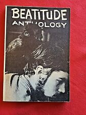 JACK KEROUAC   BEATITUDE ANTHOLOGY    CITY LIGHTS  FIRST ED  1960   JACK KEROUAC