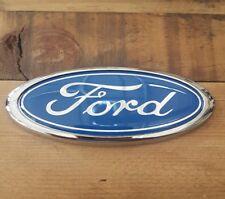 Ford badge (bleu clair) 114 mm x 45 mm