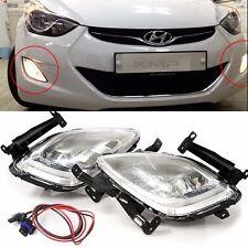 OEM Parts Foglight Lamp Driver+Passinger Set For HYUNDAI 2011 - 2013 Elantra