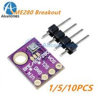 1/5/10PCS Temperature Humidity BME280 Breakout Barometric Pressure Sensor Module