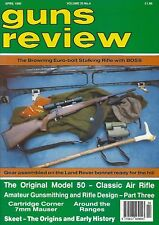 GUNS REVIEW - THREE ISSUES FROM 1995 (4 - 6)