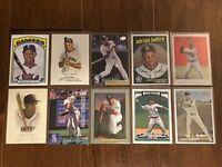 Adrian Beltre - Seattle Mariners - 10 Baseball Card Lot - No Duplicates