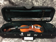 Hofner H5D 1/4 Violin Outfit, Bow, Strap, Rosin & Case - NEW