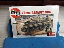 Airfix 75mm Assult Gun Model Kit 1/72