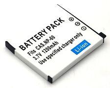 Battery for Casio NP-60 Exilim Zoom  EX-Z19 EX-Z20 EX-Z21 EX-Z22 EX-Z85 EX-Z90
