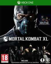 Mortal Kombat XL XBOXONE NUOVO ITA