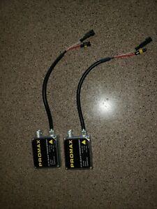 Promax H.I.D bulb Transformer voltage DC 9v - 32v (see descript) preowned