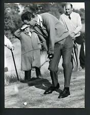 Tony Lema circa 1950's Golf Press Photo