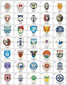 Metal Pin Albania Football Clubs