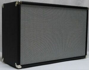 Blackface Bassman® Style 2x12 Extension Guitar Amplifier Speaker Cabinet