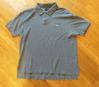 Ralph Lauren Polo Sport Men's Polo Shirt Short Sleeve Blue Casual Size Large