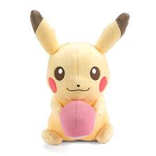 Pokemon Life Enjoy Eating Pikachu 12.5in Plush Toy